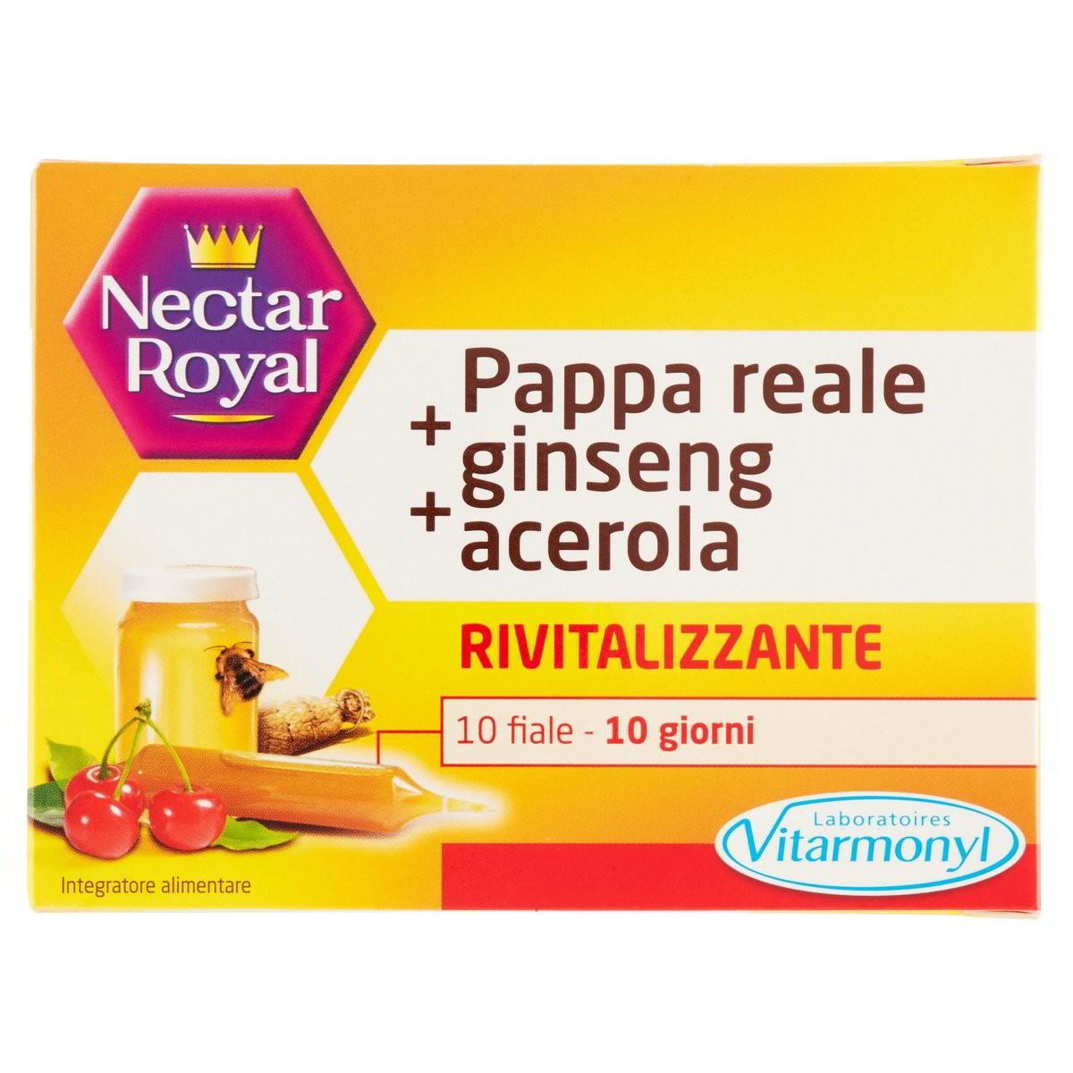 Integratore Pappa Reale + Acerola