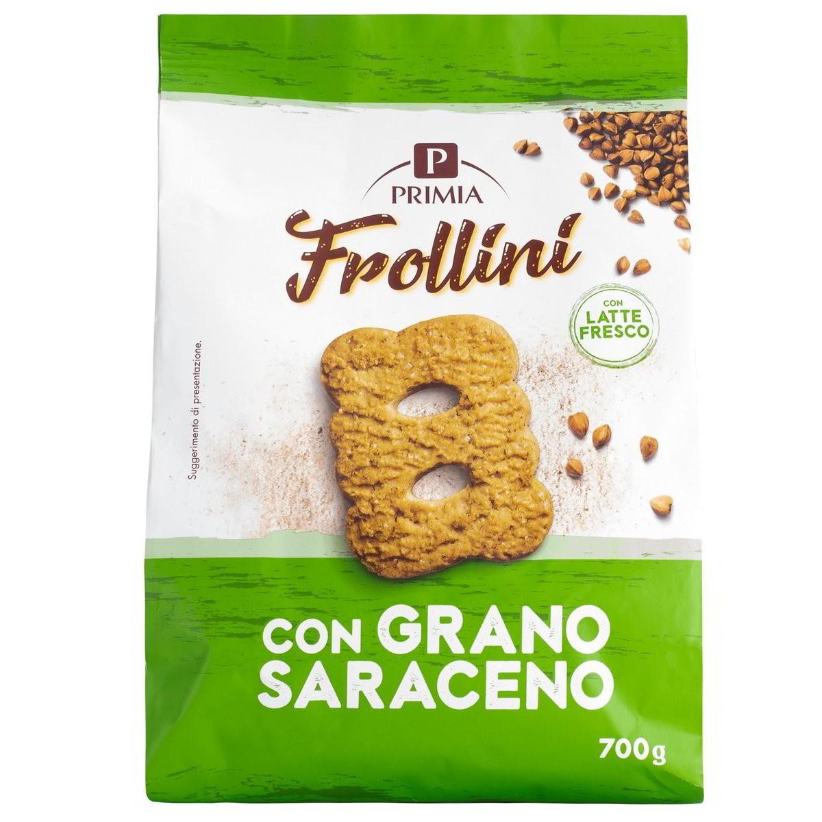 Frollini di grano saraceno