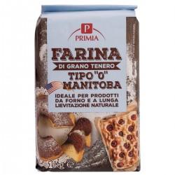 Primia Farina di grano tenero Manitoba