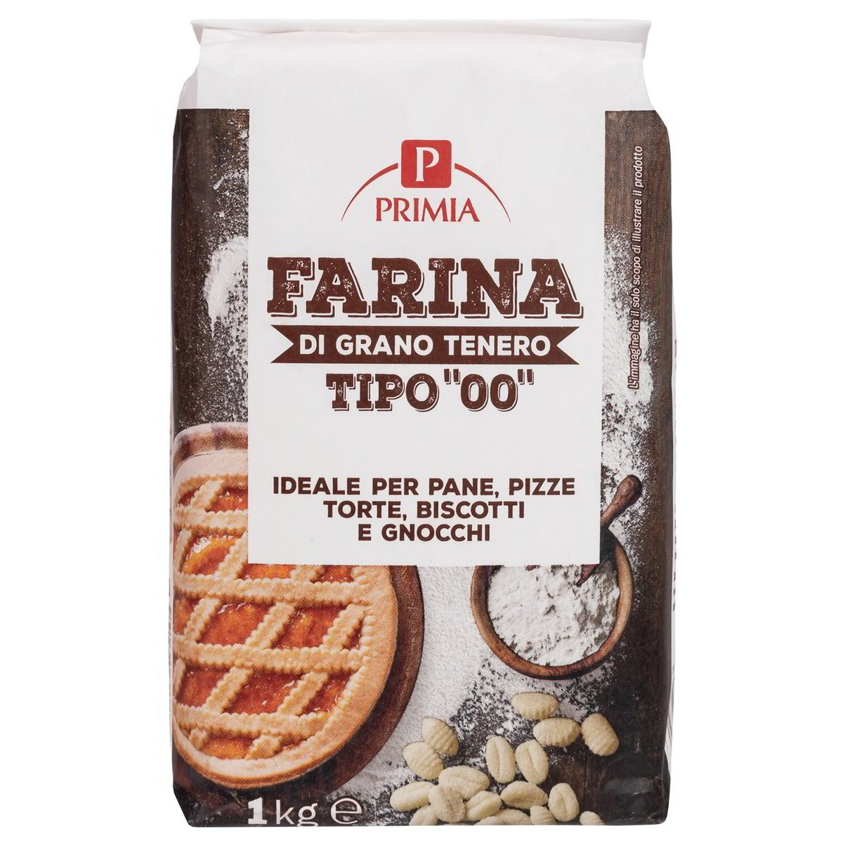 Primia Farina di grano tenero