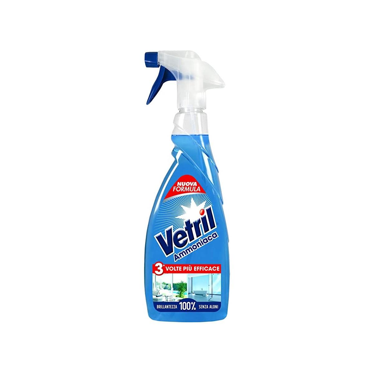 Vetril Spray multisuperficie con antistatico