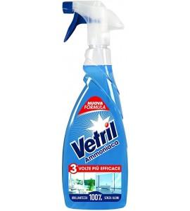 Vetril Spray con ammoniaca