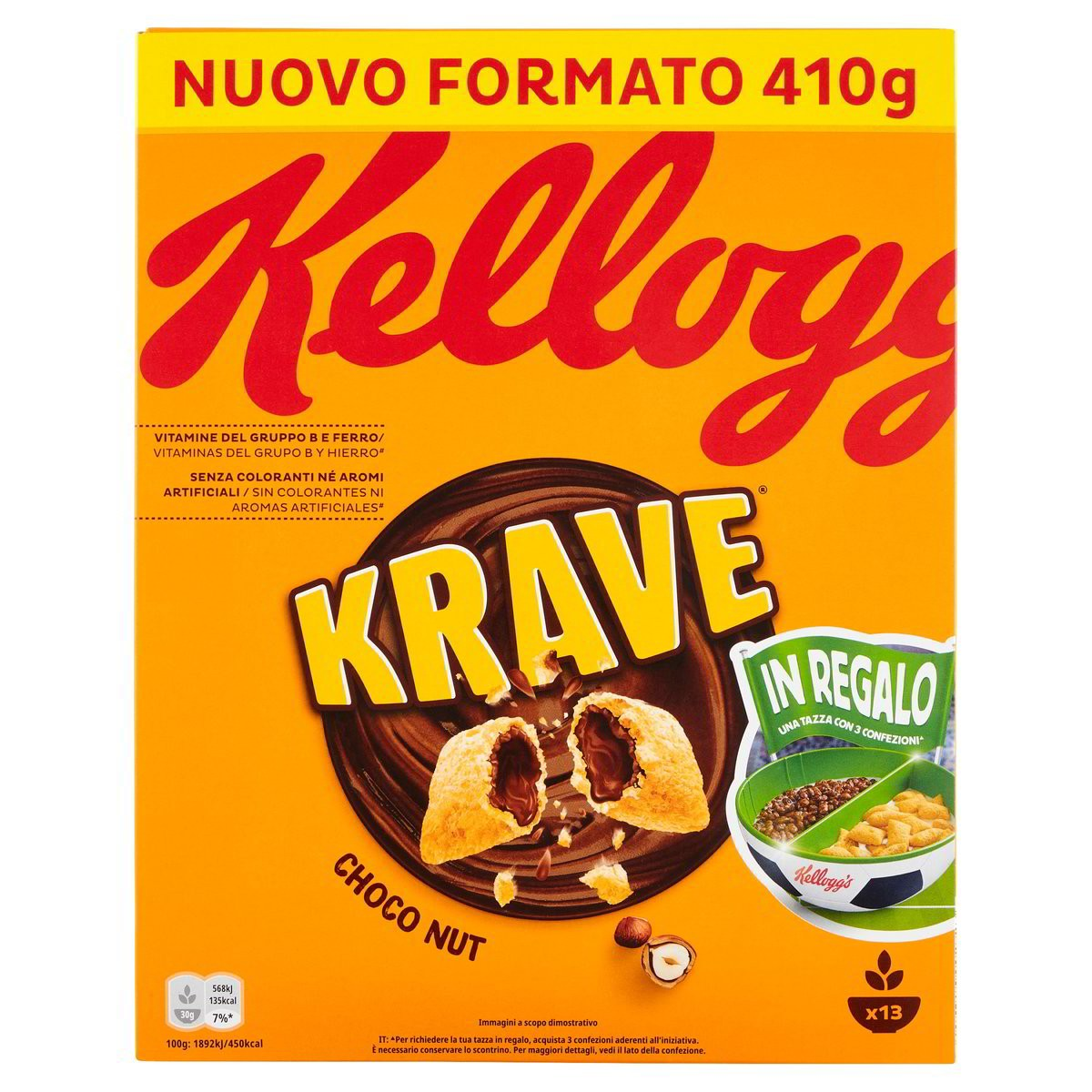 Cereali Choco Krave
