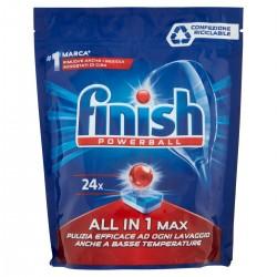 Finish Detersivo Powerball All in 1 Max
