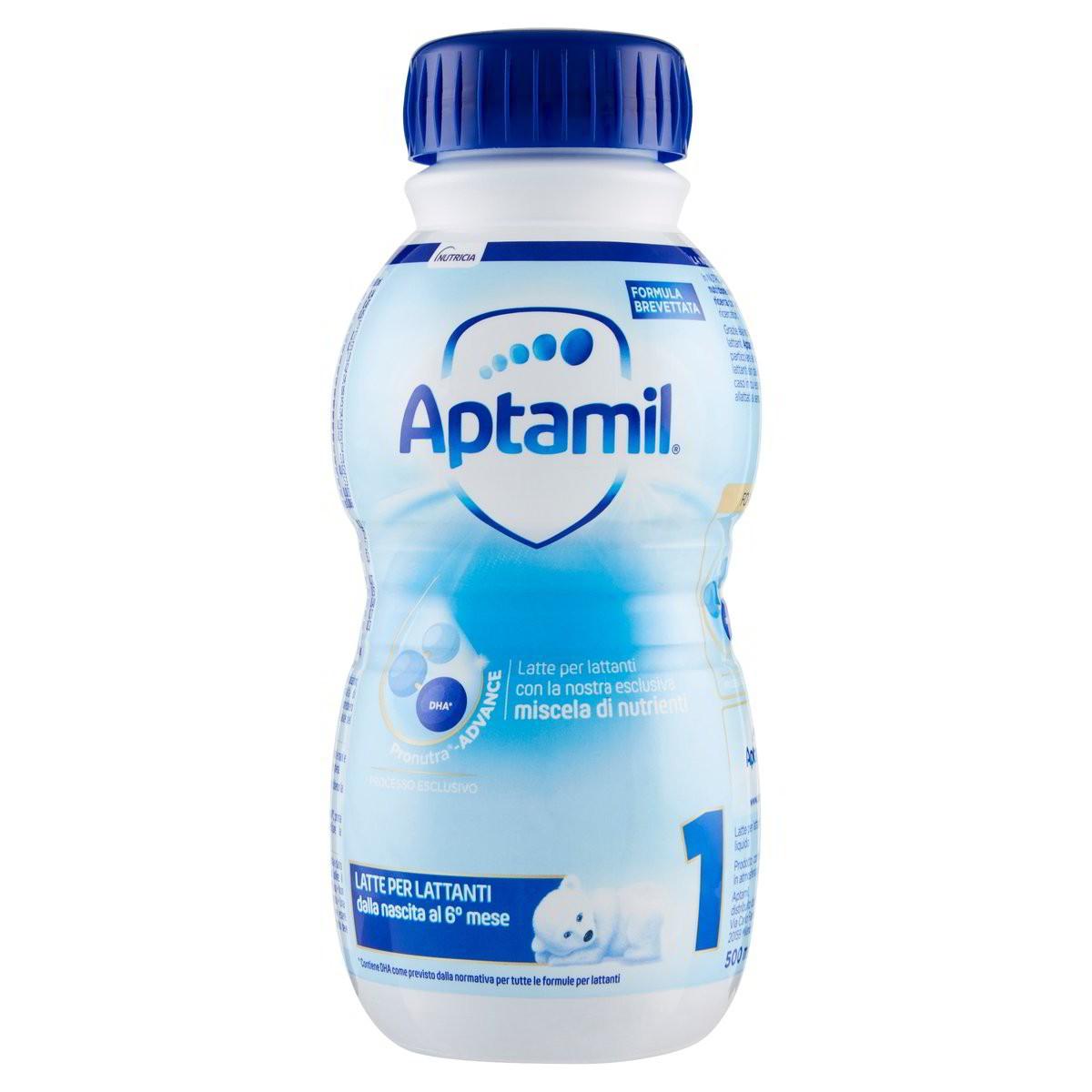 Aptamil Latte liquido per lattanti 1