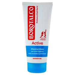Active Shower Gel Profumo di Sali Marini 200 ml