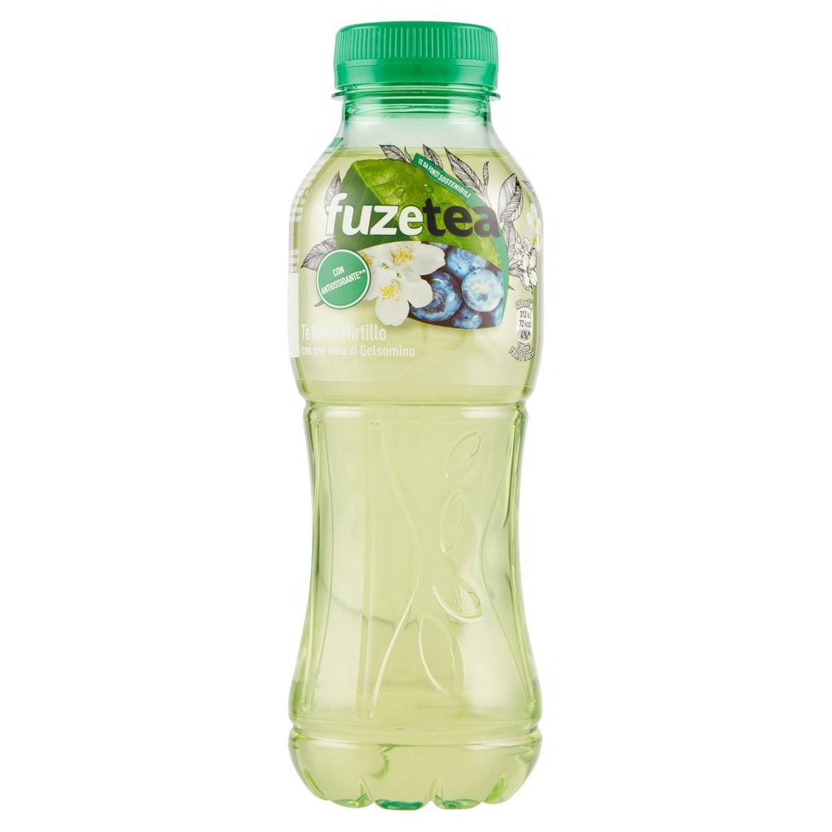 Fuzetea Tè Verde Mirtillo Con Gelsomino
