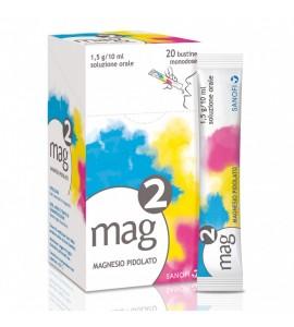 Integratore Mag2 magnesio soluzione orale