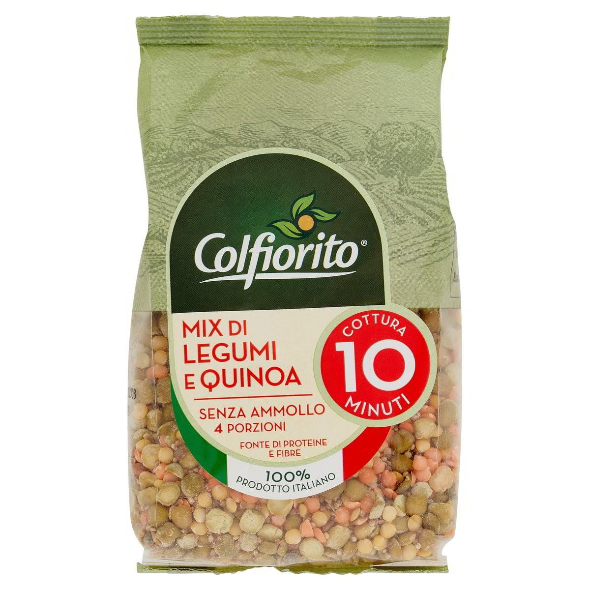 Colfiorito Mix Di Legumi E Quinoa