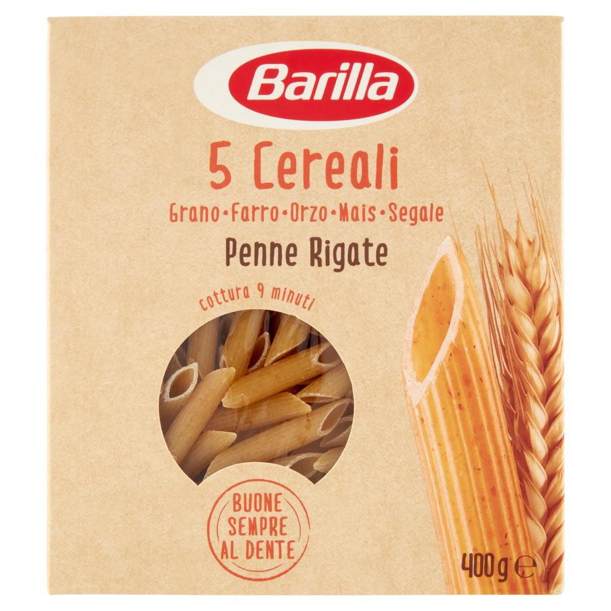 BARILLA Pennette rigate 5 Cereali