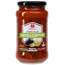 Primia Sugo alle olive e Capperi