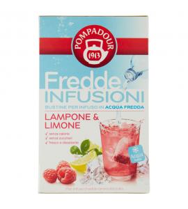Pompadour Fredde Infusioni Lampone & Limone