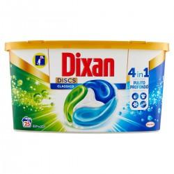 Dixan Detersivo lavatrice Discs Classico