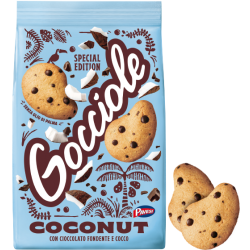 Gocciole Coconut