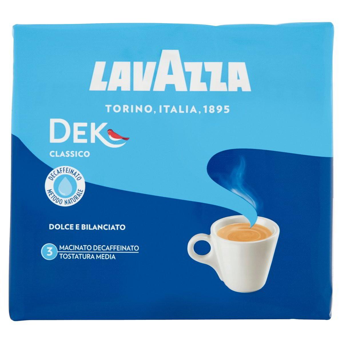 Lavazza Caffè Dek