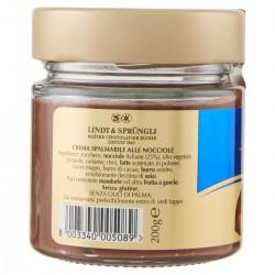 LINDT Crema Spalmabile Nocciole