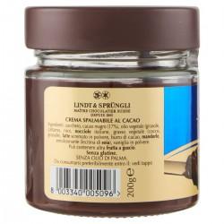 LINDT Crema Spalmabile Fondente