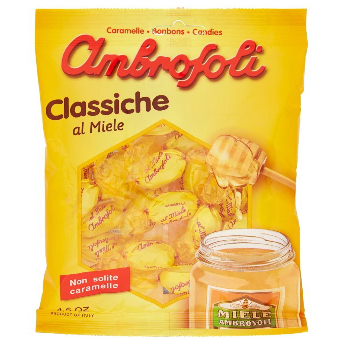 Caramelle Al Miele Classiche