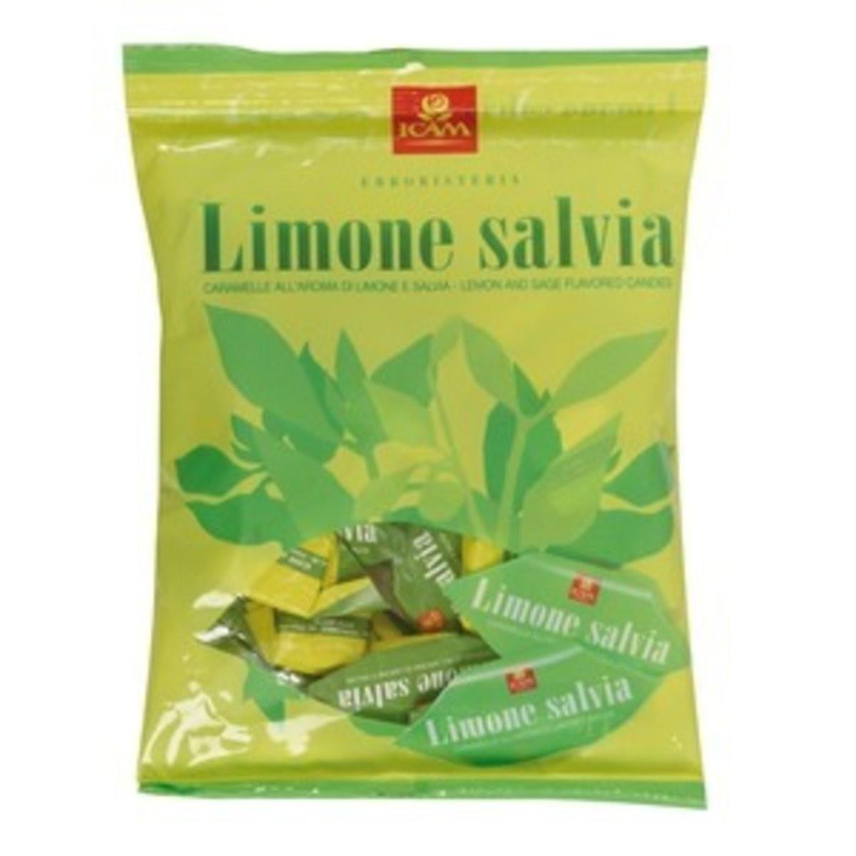 Caramelle Limone Salvia